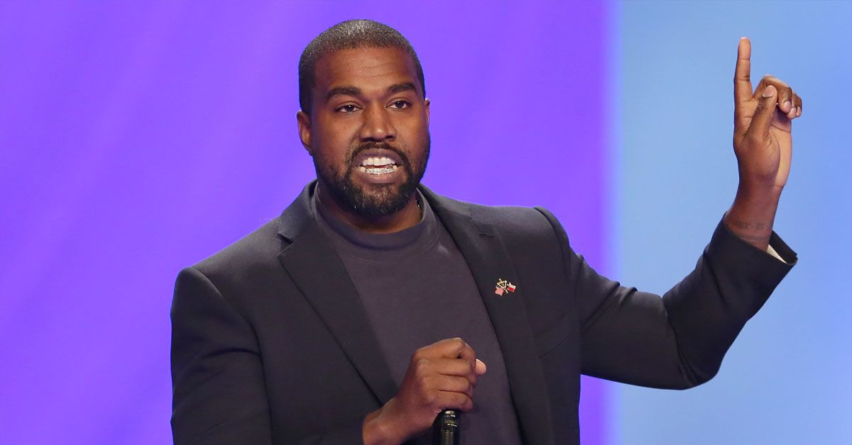 Fans Are Unimpressed By Kanye Getting A Lidocaine Needle On Camera