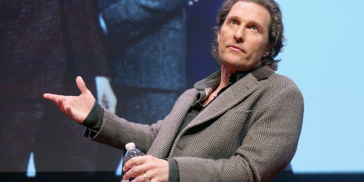 The Truth About Matthew McConaughey's 1999 Arrest
