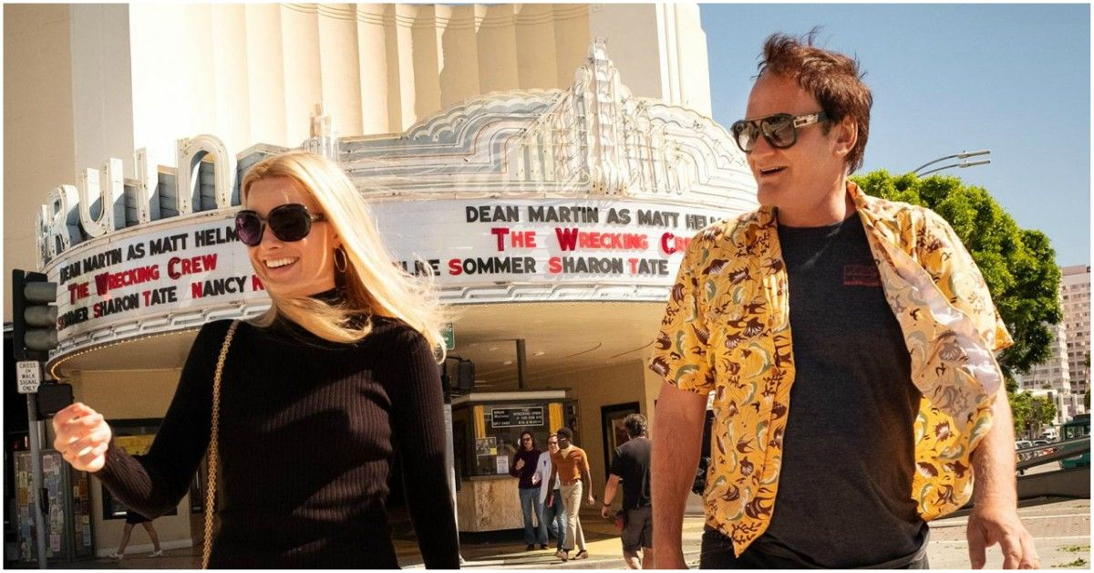 The Real Reason Margot Robbie Was Cast In Once Upon A Time In Hollywood