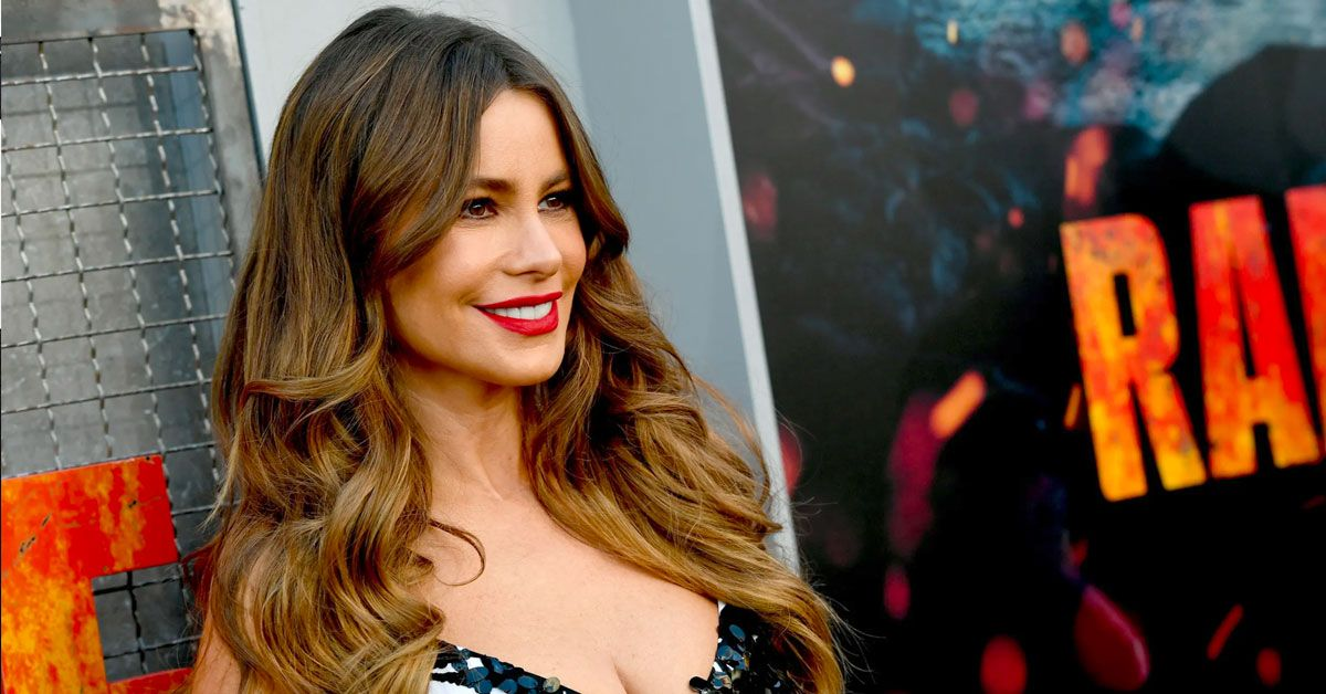 Sofia Vergara's Snacking Photos Will Make You Stop In Your Tracks
