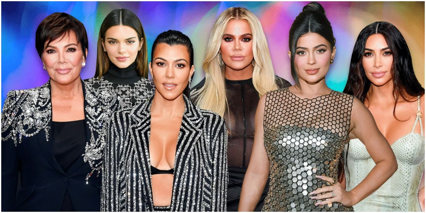 MBTI Personality Types For Each Kardashian-Jenner