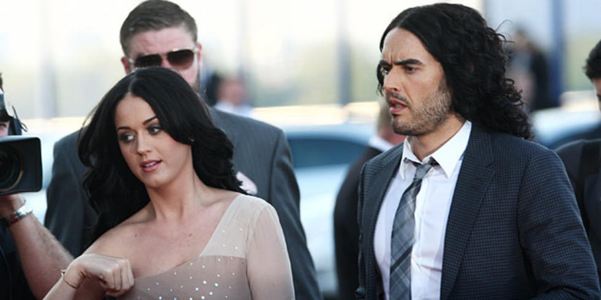 No Prenup: How Much Did Katy Perry Have To Pay Russell Brand?