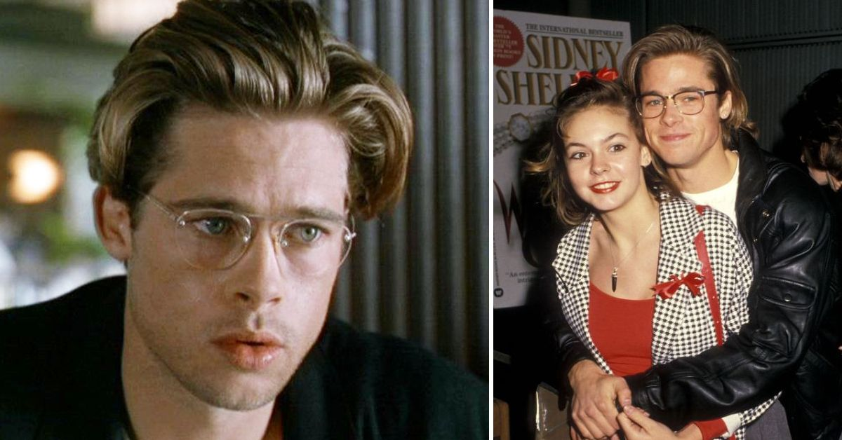 Fans Just Realized Brad Pitt Dated Underage Girls In The '90s