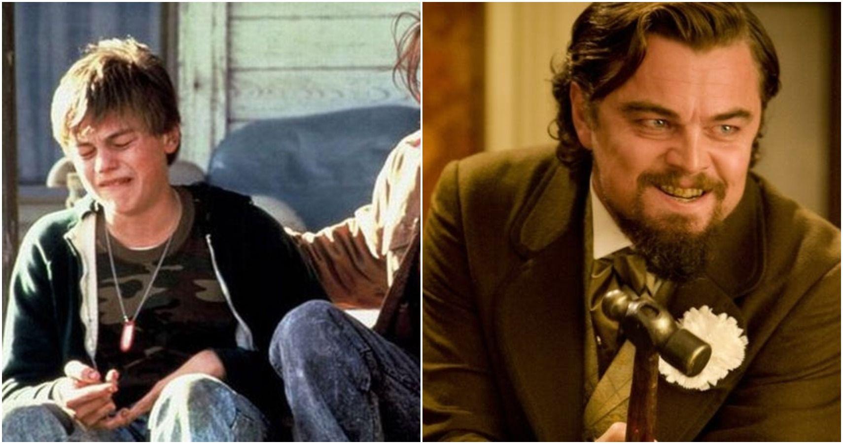 Leonardo DiCaprio's 10 Best Movies (According to IMDB)