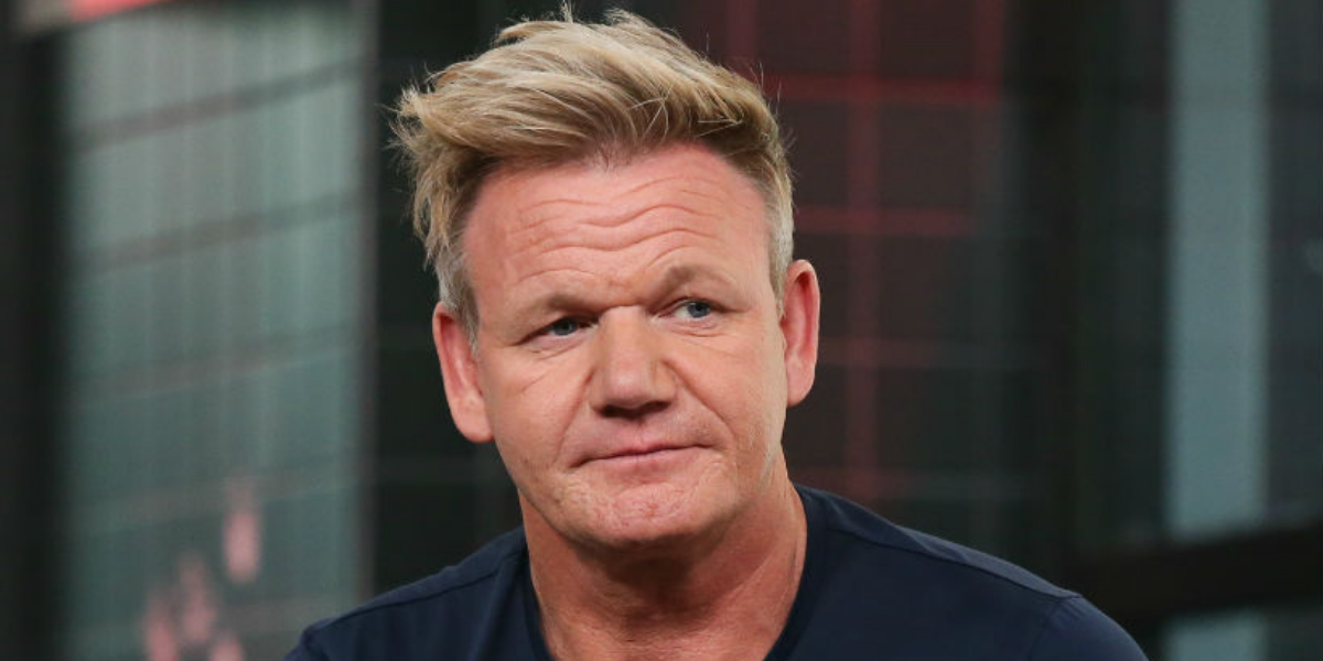Chef Gordon Ramsay Posts A Heartfelt Message About The New Rules His Restaurants Will Follow