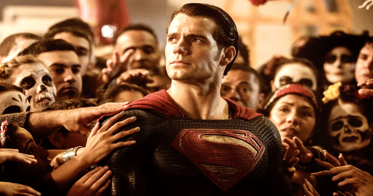 Rumour Has It That Henry Cavill Will Return as Superman