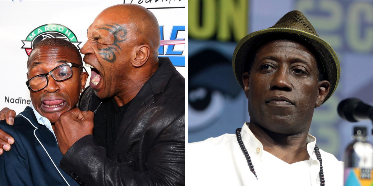 Did Mike Tyson Really Knock Out Wesley Snipes?