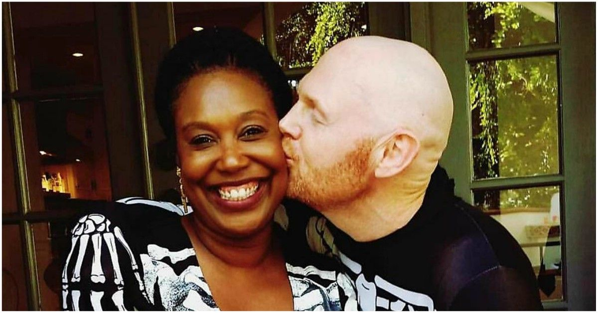 A Look At Comedian Bill Burr And Nia Renee Hill S Sweet Relationship