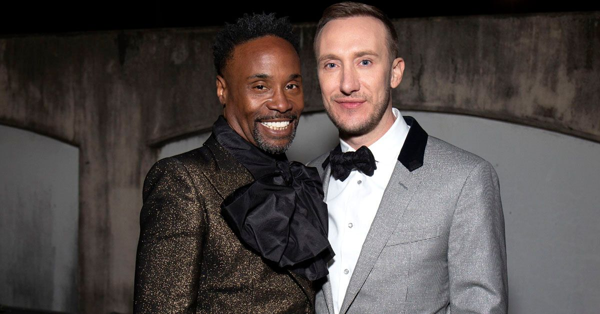 An Inside Look At Adam Smith And Billy Porter's Sweet Relationship