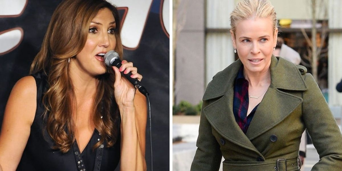 Here's Why Chelsea Handler And Heather McDonald Don't Get Along