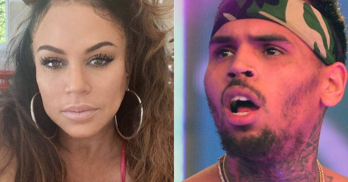 Chris Brown Fans Beg His Mom For Makeup Tips After She Posts Another Glam Selfie