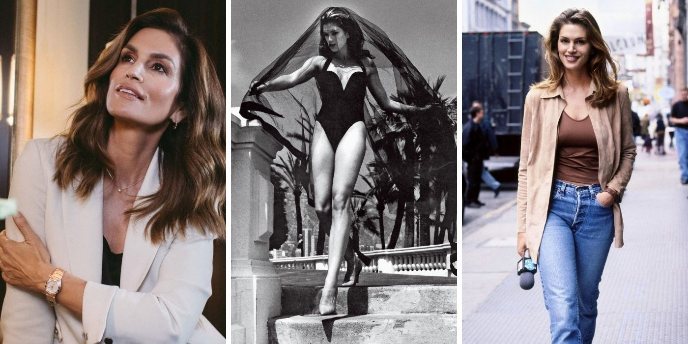 Cindy Crawford Passed On This Surprising Career To Become A Supermodel