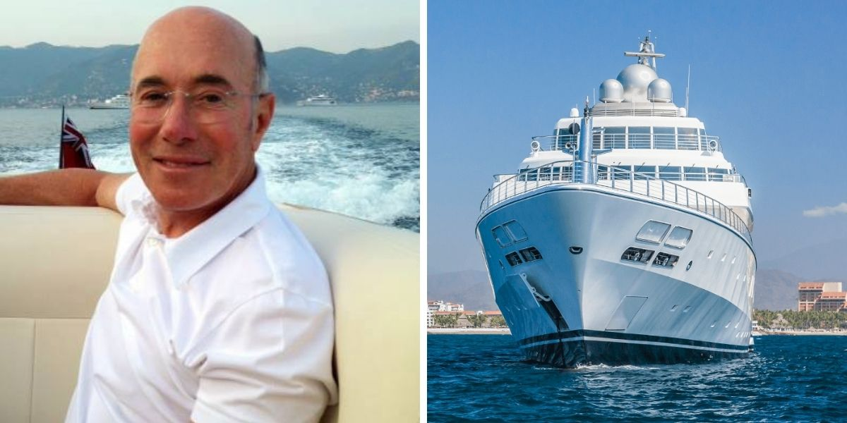 David Geffen Is Isolating On His $590 Million Yacht: A Look Inside