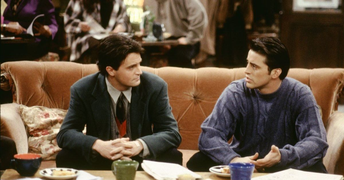 How Close Are 'Friends' Stars Matthew Perry And Matt LeBlanc Today?