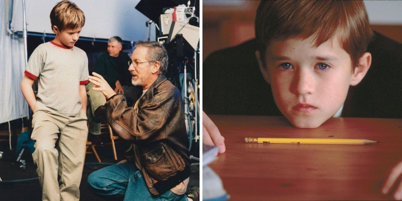 Here's How Haley Joel Osment Shook Himself Up Enough To See Ghosts In 'Sixth Sense'