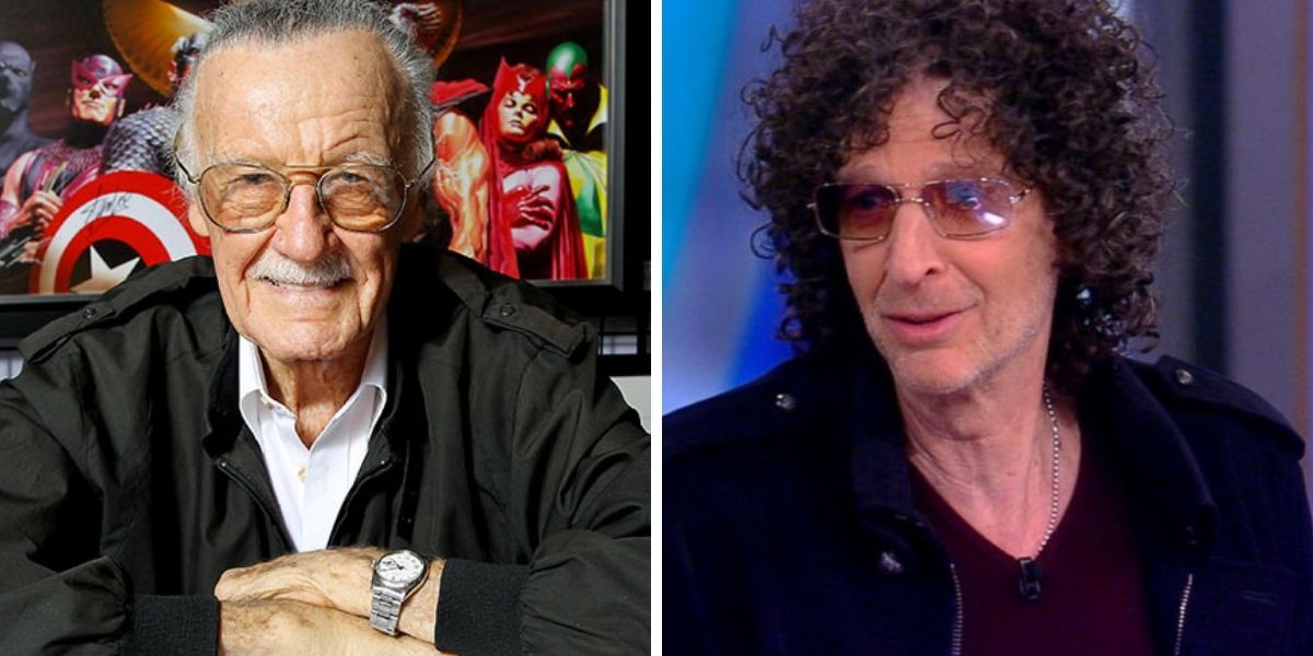 Howard Stern Almost Made A 'Marvel' Movie With Stan Lee