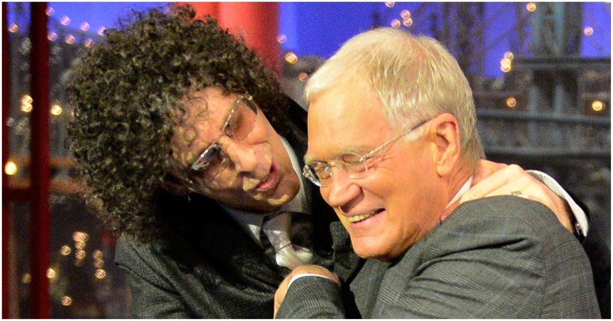 Inside Howard Stern's Relationship With David Letterman