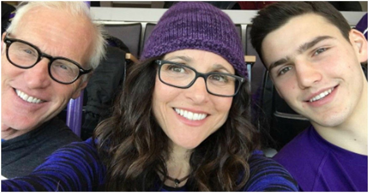 Who Is Julia Louis-Dreyfus' Son, Charlie Hall?
