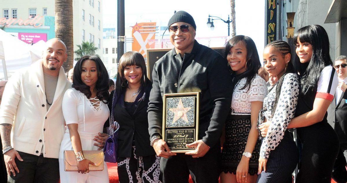 Who Are LL Cool J's Four Kids?