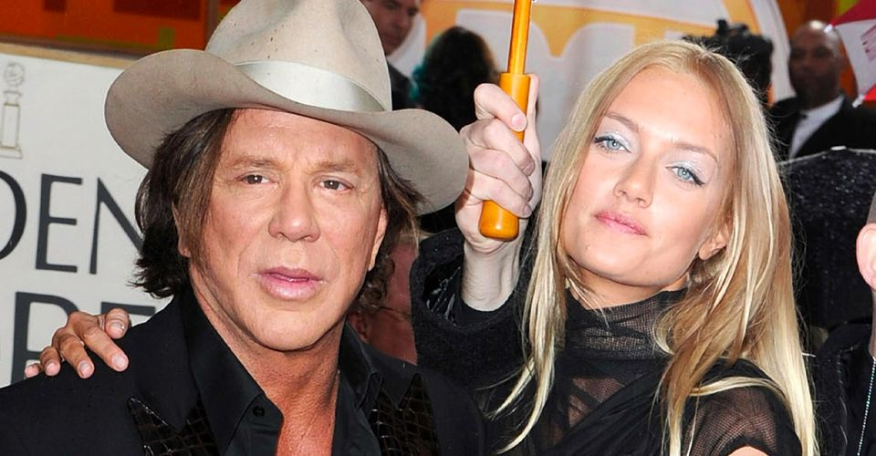 Who is mickey rourke dating how to restore ipad 3 without updating