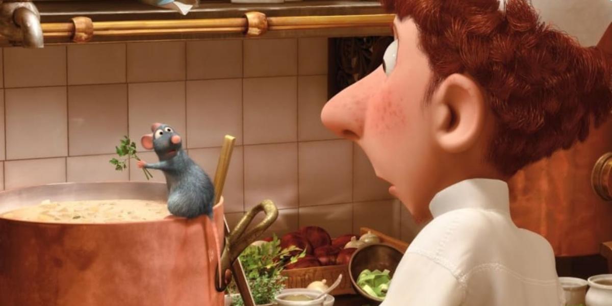 The Amazing Way Pixar Prepared To Make 'Ratatouille'