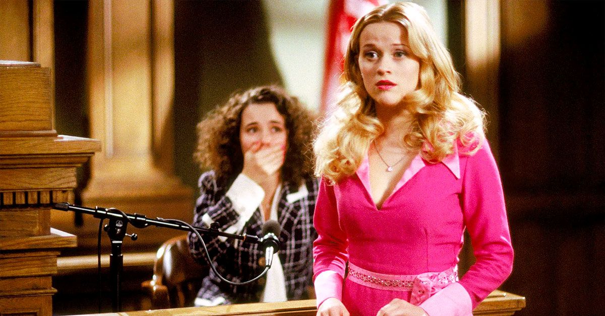 'Legally Blonde' Fans Always Ask Reese Witherspoon To Do This One Thing