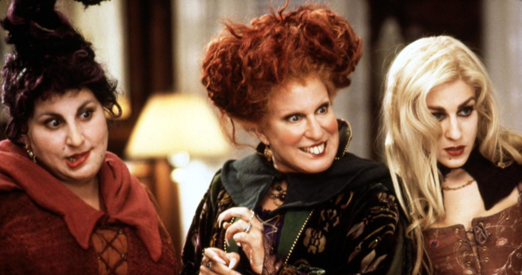 Bette Midler Spills The Secrets Behind The 'Hocus Pocus' Reunion
