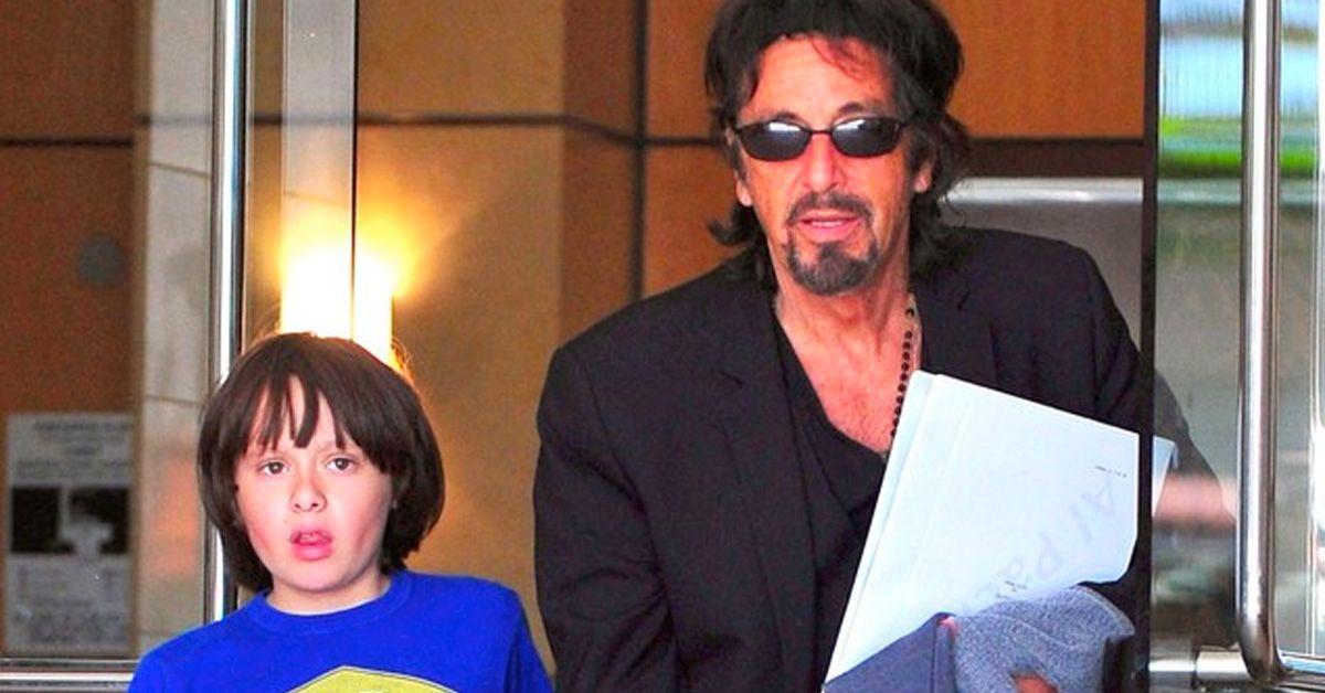 Who Is Al Pacino's Son, Anton James? | TheThings