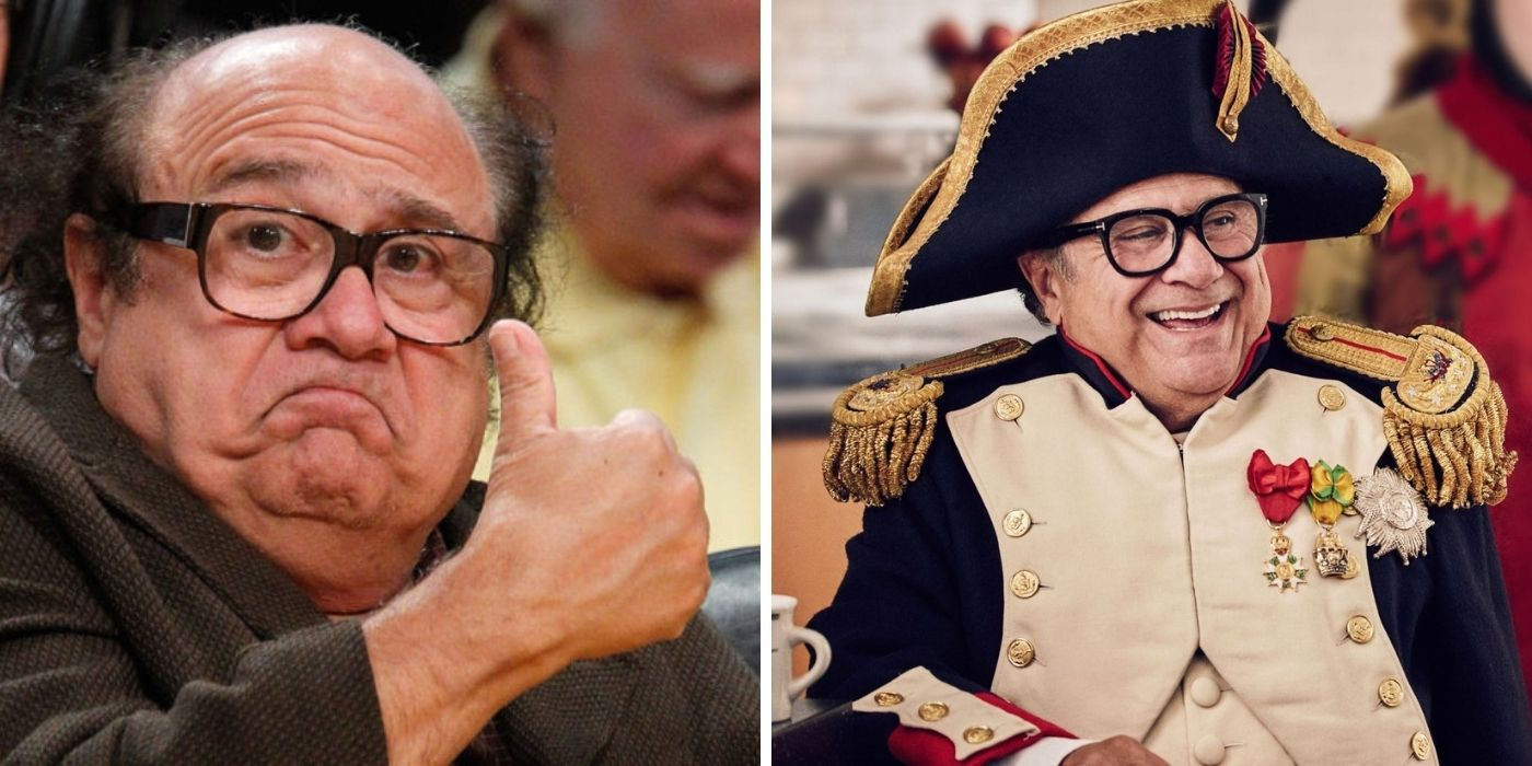 Danny DeVito Saved This Show To Impress His Kids | TheThings