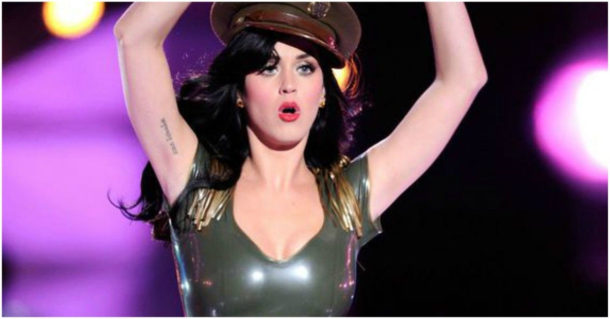 Here's Why Katy Perry Is Obsessed With Latex Clothing
