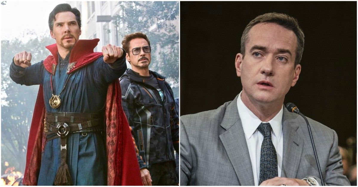 Why 'Succession's' Matthew Macfadyen Never Wants To Be In A Marvel Movie