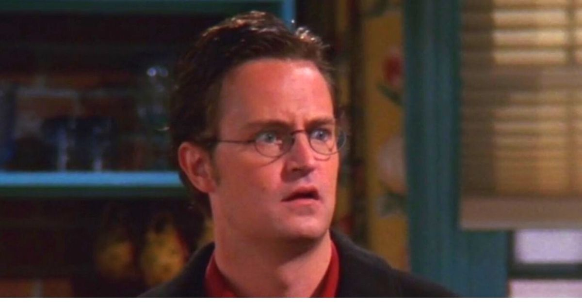 Fans Fear The Worst After 'Friends' Star Matthew Perry Trends On Social Media