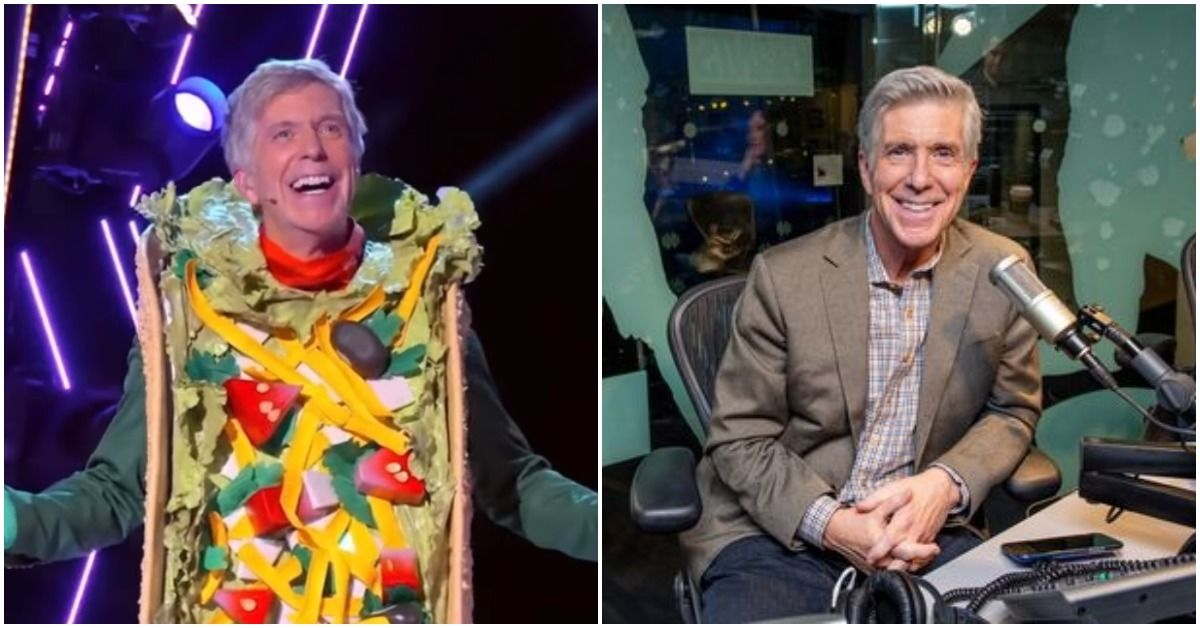 What Has Tom Bergeron Been Up To Since Leaving 'DWTS'?