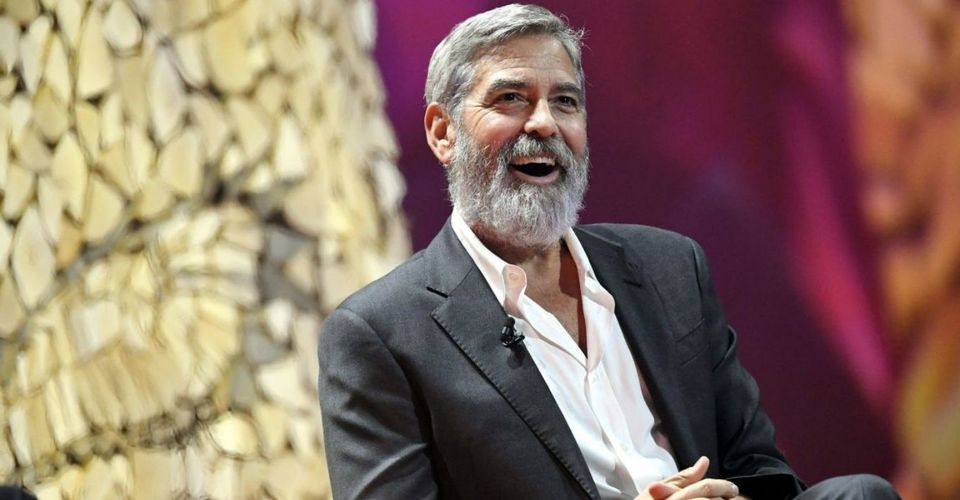 The Classless 'Joke' That Made Fans Turn On George Clooney George-clooney-interview-laughing