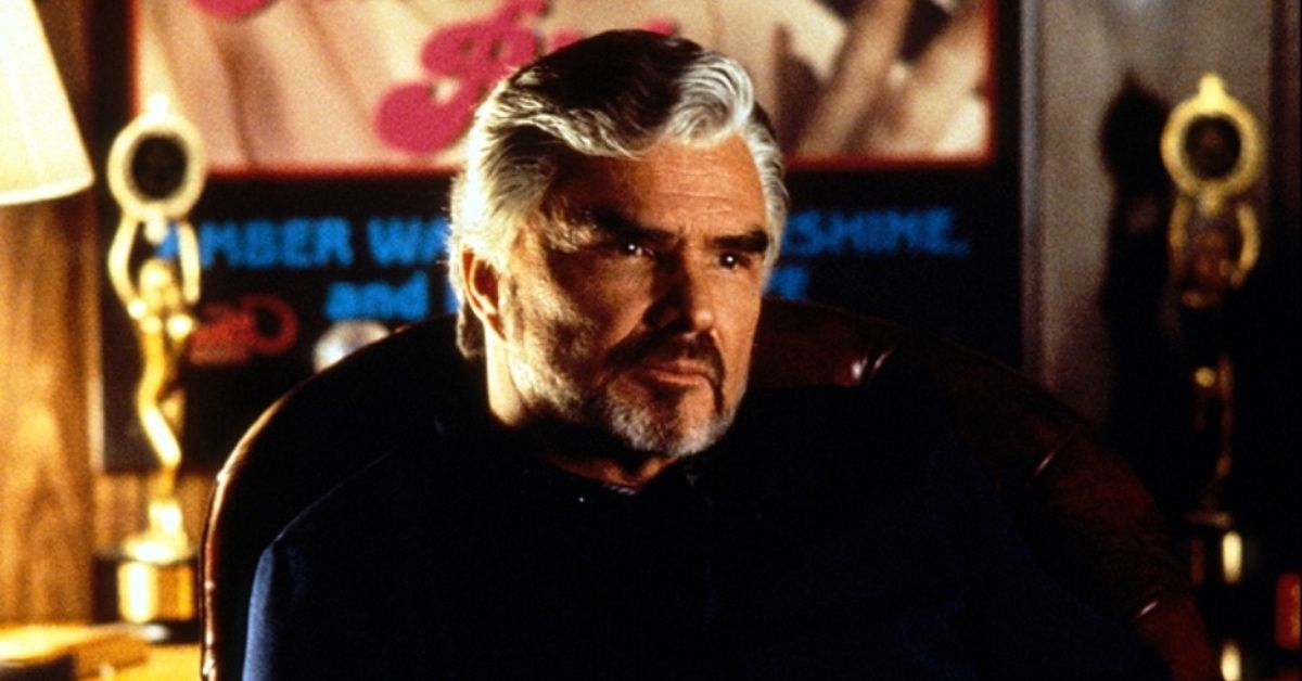 Did Burt Reynolds Hate 'Boogie Nights' Enough To Fire His Agent?