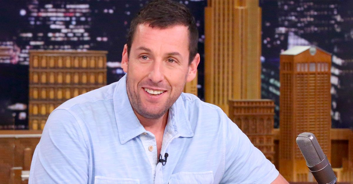 Adam Sandler Continues Obsessed Trend Of Documenting Celebrity Deaths