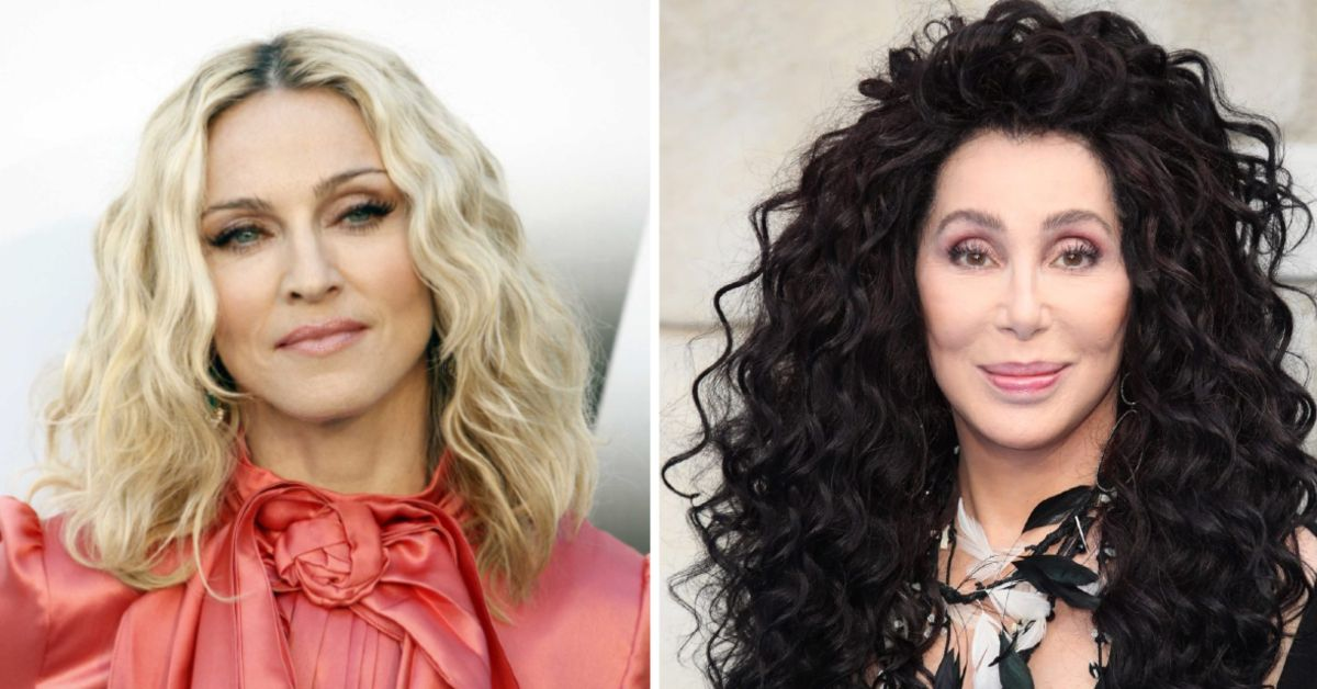 A Timeline Of Madonna And Cher's 30-Year-Old Feud | TheThings