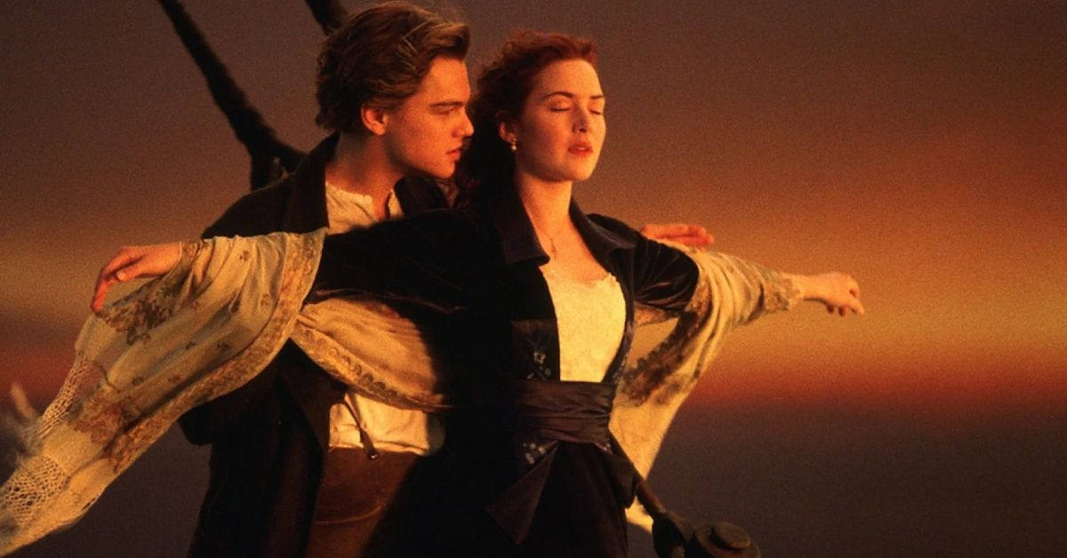 Which A-List Star Did Kate Winslet Audition With For 'Titanic'?