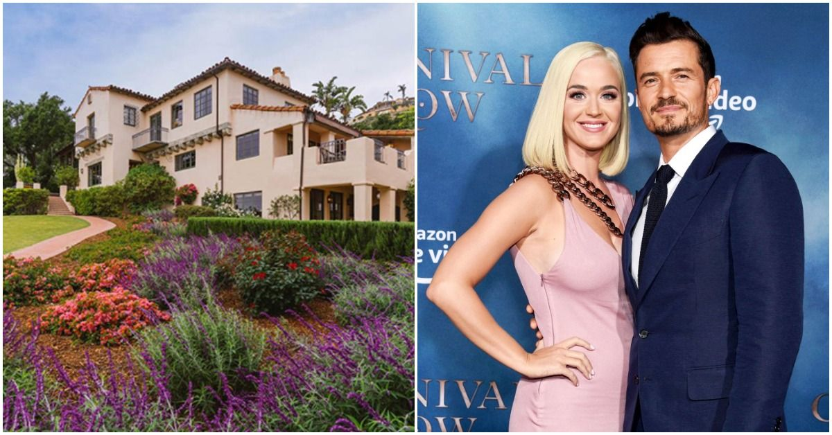 Inside Katy Perry and Orlando Bloom's $14.2 Million Ocean View Montecito Home
