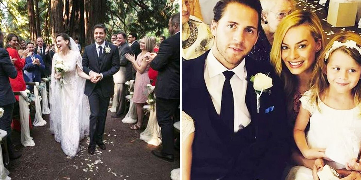 10 Celebrity Couples Who Got Married In Secret | TheThings