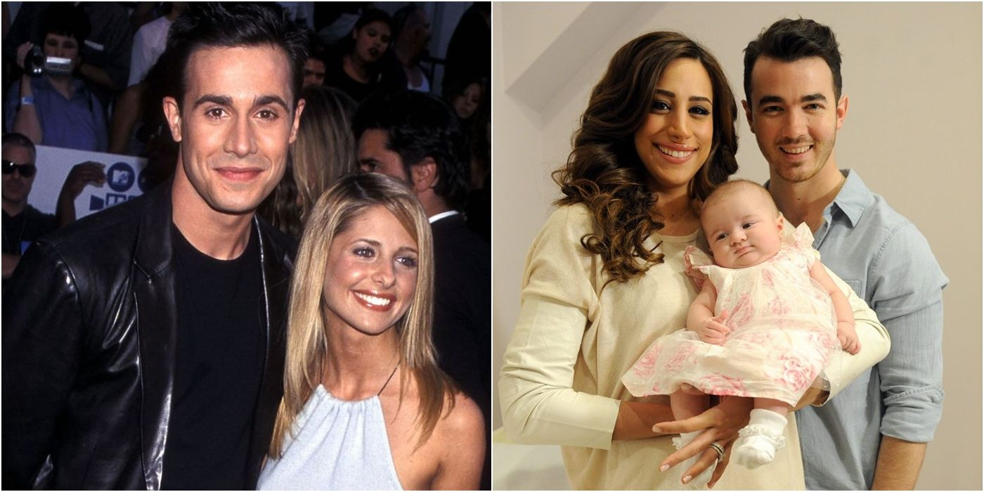 10 Celebs Who Married Young...And Stayed Married | TheThings