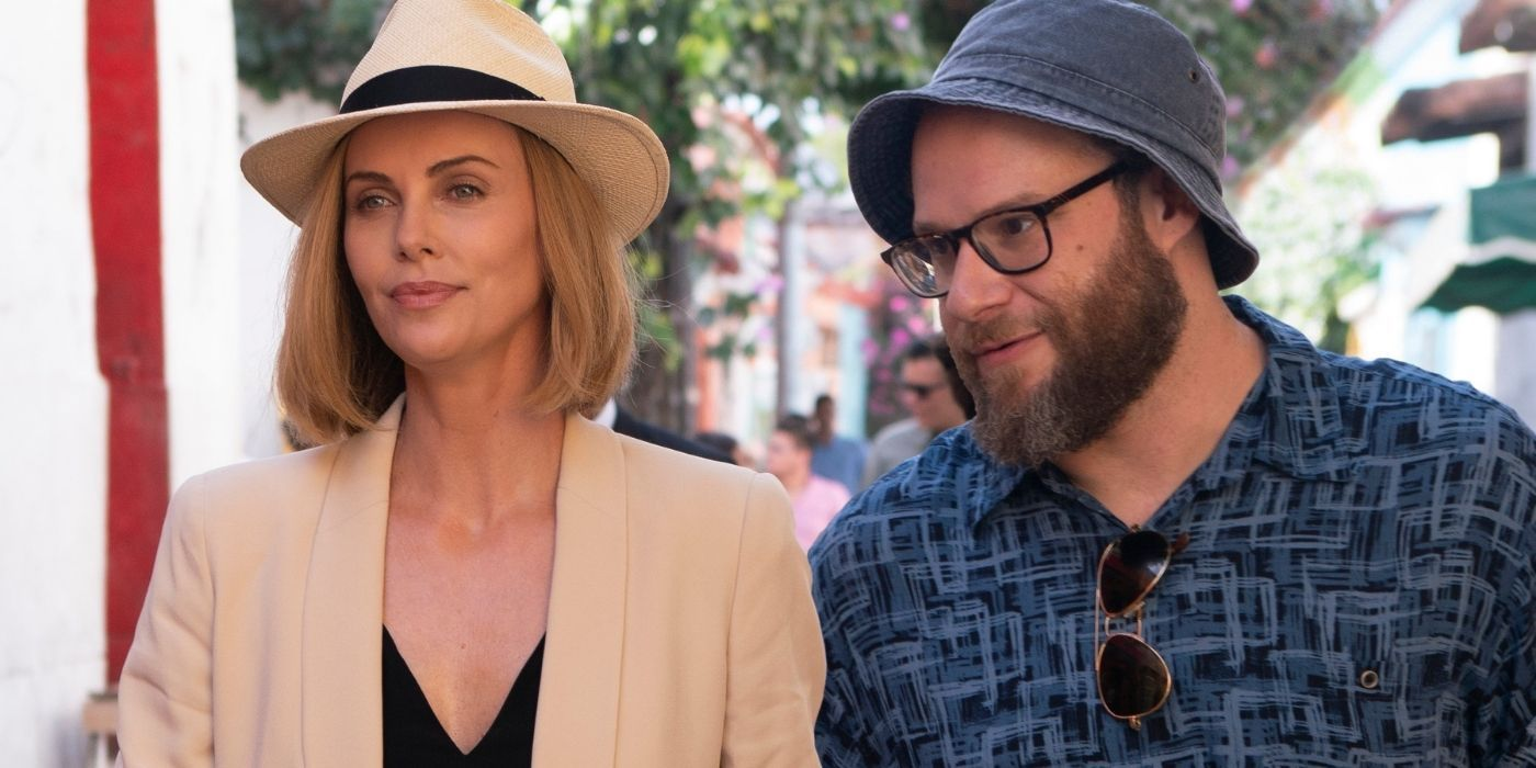 How Close Are Seth Rogen And Charlize Theron? | TheThings