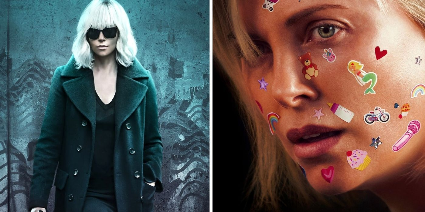 10 Roles Only Charlize Theron Could've Played | TheThings