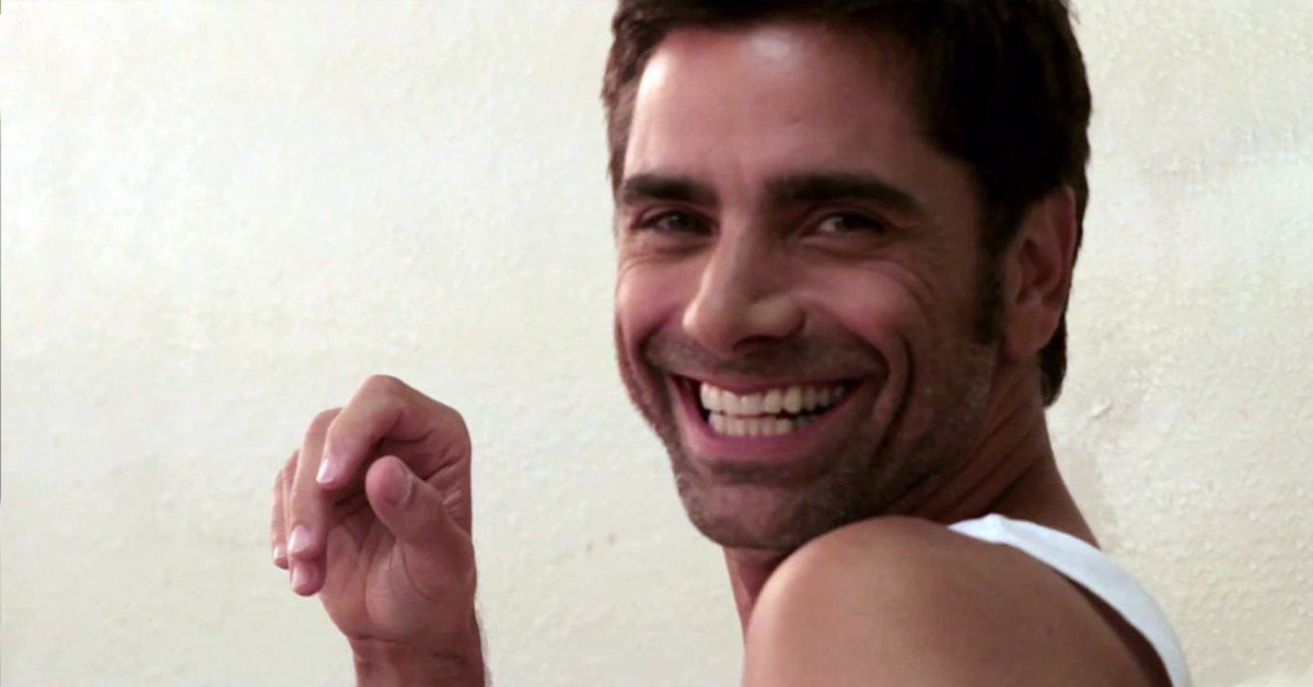 John Stamos Posted A Throwback Thirst Trap, And These Celebrities Can't Handle It