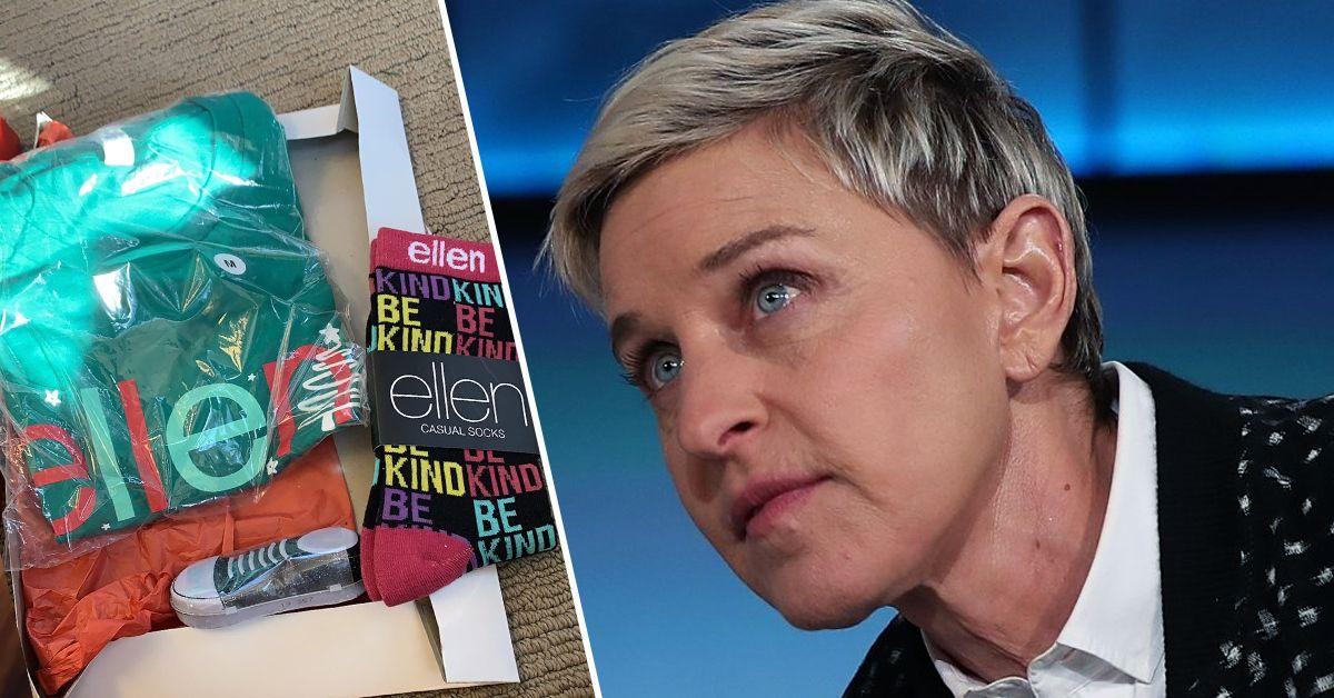 Ellen DeGeneres Responds To Gay Twitter Roasting Her Merch
