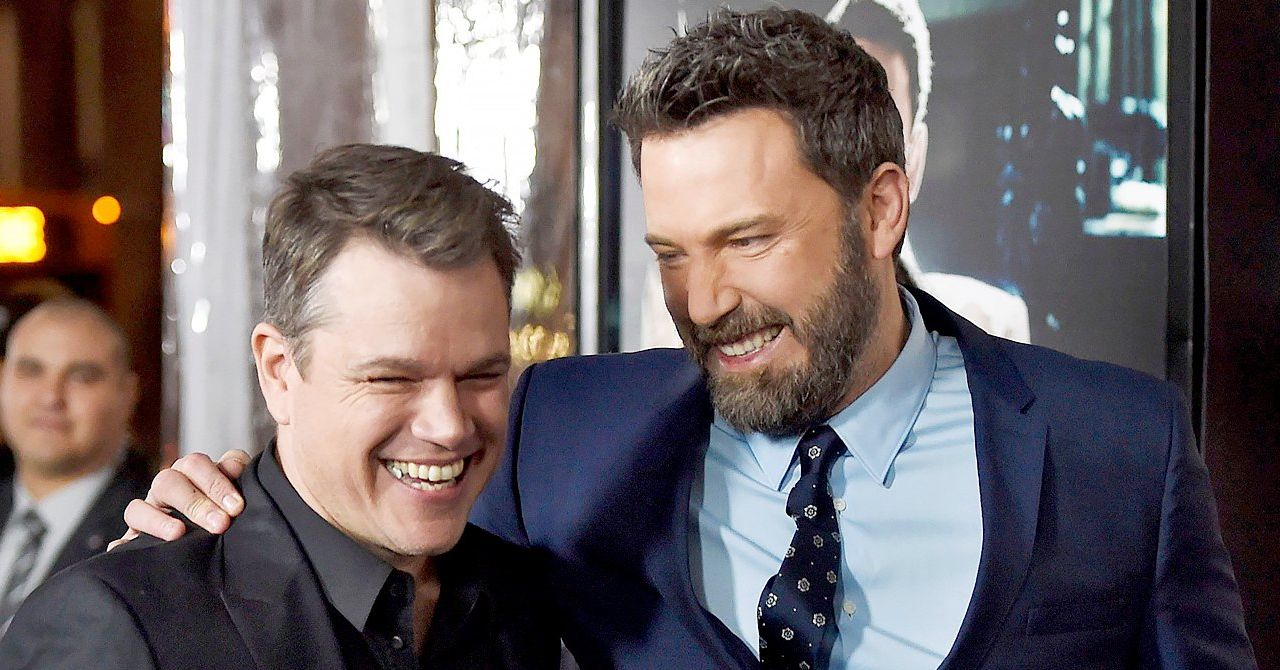 Here's How Matt Damon Helped His BFF Ben Affleck Overcome His Addiction