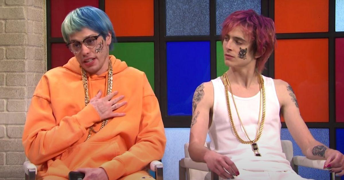 TikTok Can't Get Over This Pete Davidson 'SNL' Skit