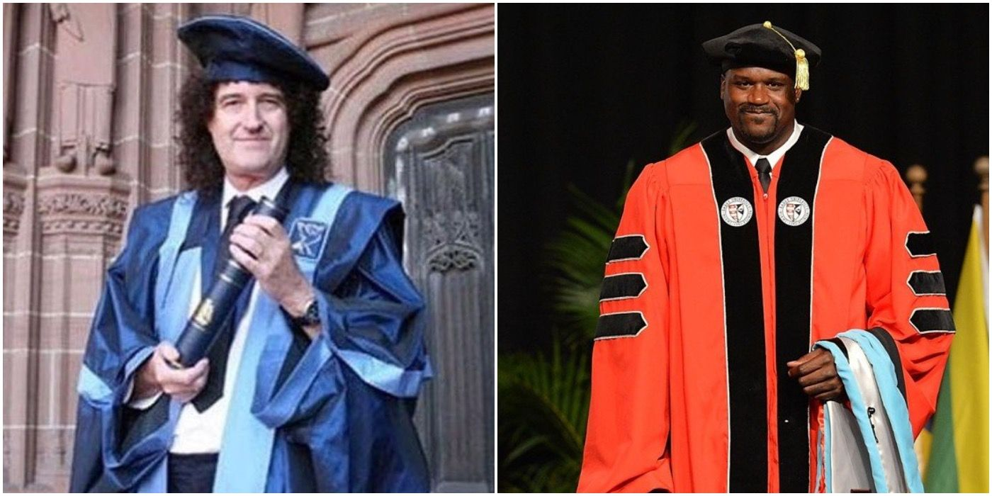10 Celebrities You Didn't Know Have PhDs | TheThings