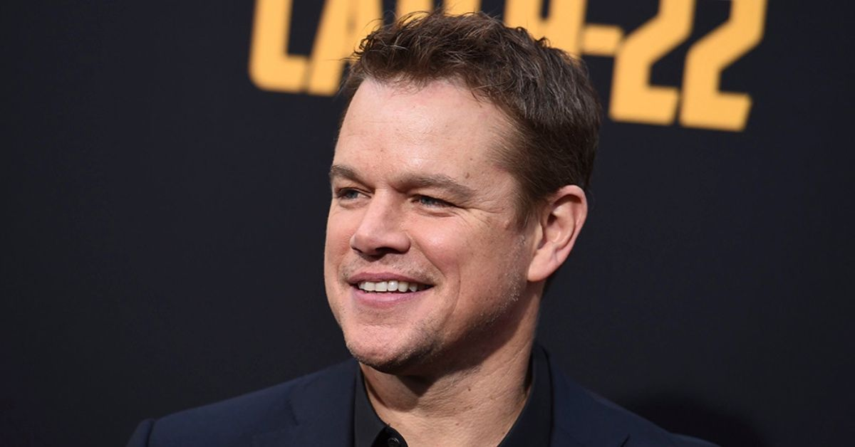 The Ridiculous Way Matt Damon Prepared For 'Courage Under Fire'