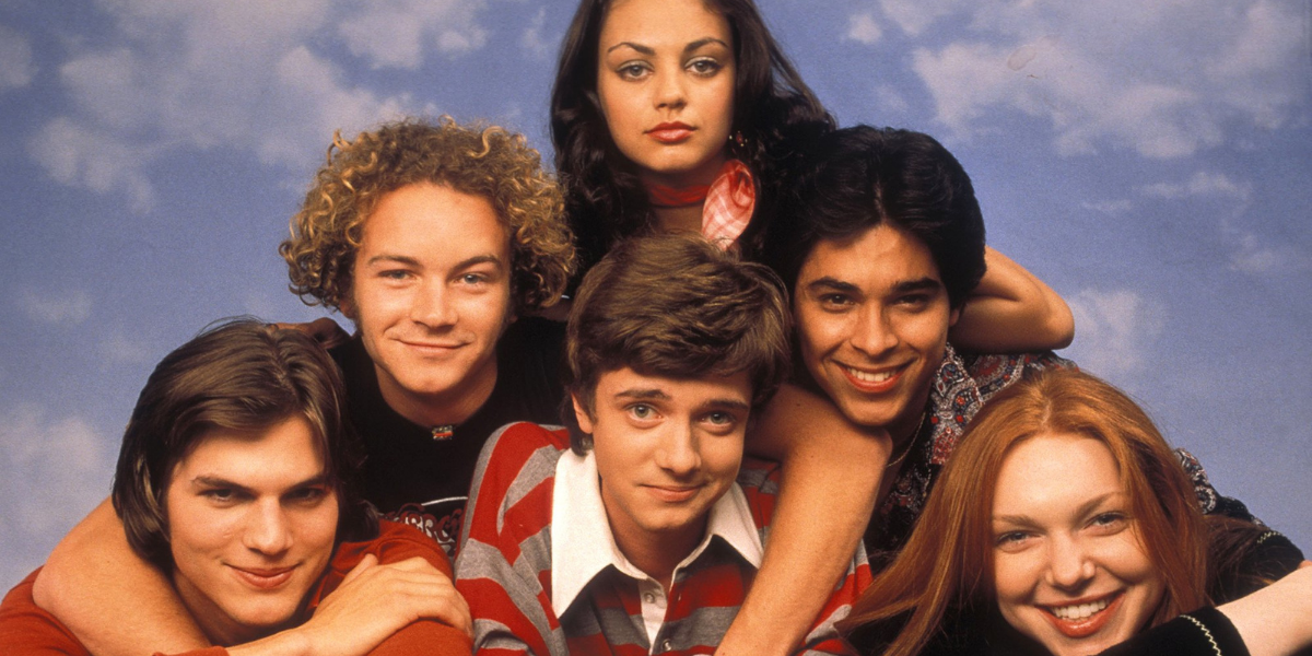 The Cast Of 'That '70s Show' Would Do This Before Each Episode